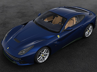 Ferrari F12berlinetta - INSPIRED BY THE 166 MM
