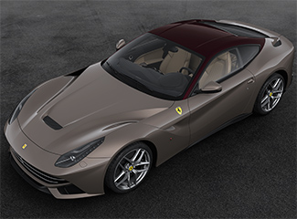 Ferrari F12berlinetta - INSPIRED BY THE 250 Europa