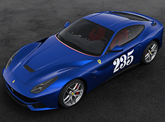 Ferrari F12berlinetta - INSPIRED BY THE 500 Mondial