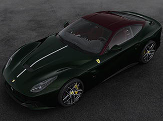 Ferrari F12berlinetta - INSPIRED BY THE 375 AMERICA