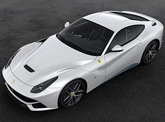 Ferrari F12berlinetta - INSPIRED BY THE 410 Superamerica