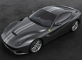 Ferrari F12berlinetta - INSPIRED BY THE 250 GT coupé