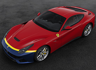 Ferrari F12berlinetta - INSPIRED BY THE 290 MM