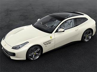 Ferrari GTC4Lusso - Inspired by the 212 Inter Vignale coupé