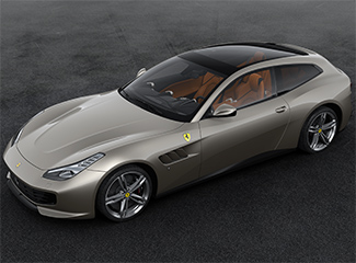 Ferrari GTC4Lusso - Inspired by the 375 MM