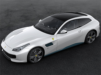 Ferrari GTC4Lusso - Inspired by the 410 Superfast