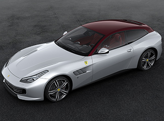 Ferrari GTC4Lusso - Inspired by the 410 Superamerica