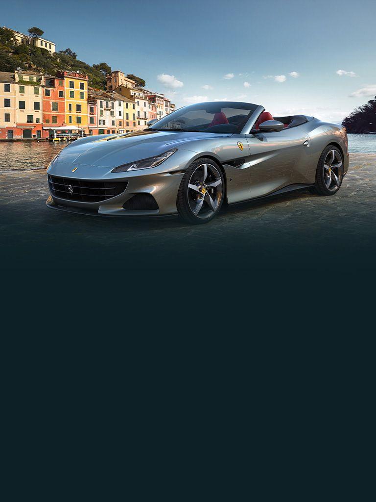 The Ferrari Portofino M, which features the legendary 'M' suffix, for Modificata, in its name, is the evolution of the Ferrari Portofino.