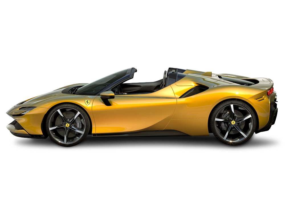 As the Prancing Horse's first production plug-in hybrid spider, the Ferrari SF90 Spider sets new performance and innovation benchmarks not only for the marque's range, but for the entire sports car sector.