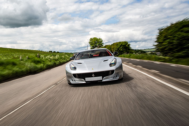 Ferrari Tour Club Edition are a series of exclusive driving events, mixing the freedom of the open road with the thrill of the track, created to allow Ferraristi to share unique moments in wonderful locations.